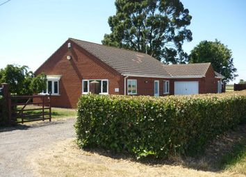 Thumbnail 4 bed property for sale in Fodder Fen, Manea, March