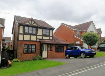 Thumbnail 3 bed detached house for sale in Rhuddlan Road, Buckley, Flinsthire