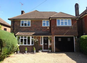 Thumbnail 4 bed detached house for sale in Godstone Road, Bletchingley