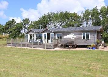 Thumbnail 4 bed lodge for sale in The Lodge, St Issey