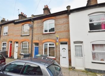 Thumbnail 2 bed terraced house to rent in Cowper Street, Luton