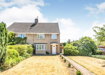 Thumbnail 3 bed semi-detached house for sale in Curbridge Road, Witney