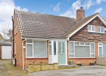 Thumbnail 3 bed bungalow for sale in Longford Gardens, Sutton, Surrey