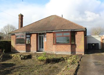 Thumbnail 3 bed bungalow for sale in Moorgreen, Newthorpe