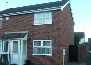 Thumbnail 2 bed property to rent in Haven Close, Leicester Forest East, Leicester