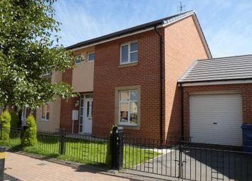 Thumbnail 4 bed semi-detached house to rent in Mulberry Crescent, Cleadon Vale, South Shields