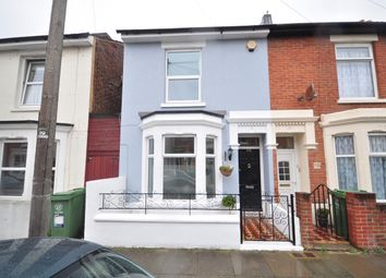 Thumbnail 2 bed terraced house to rent in Bath Road, Southsea