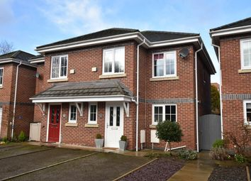 Thumbnail 3 bed semi-detached house for sale in Old Wood Road, Penwortham, Preston