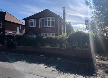 Thumbnail 3 bed detached house for sale in Glebelands Road, Prestwich