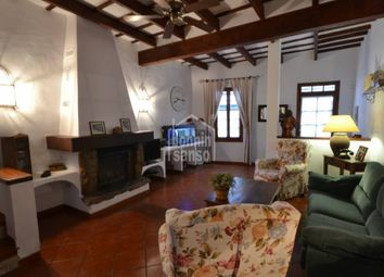 Thumbnail 3 bed town house for sale in Ciutadella, Ciutadella De Menorca, Balearic Islands, Spain