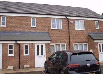 Thumbnail 3 bed terraced house for sale in Richmond Court, Wright Street, Blyth