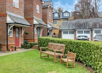 Thumbnail 4 bed terraced house for sale in Kingsclere Place, Enfield