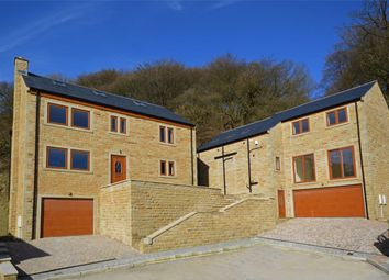 Thumbnail 4 bed detached house for sale in Parkside Road, Cornholme, Todmorden, West Yorkshire