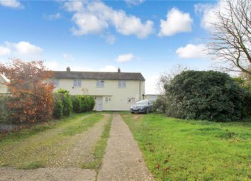 Thumbnail 3 bed semi-detached house for sale in Fen View, Washbrook, Ipswich
