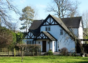 Thumbnail 4 bed detached house for sale in Clay Lake, Endon, Stoke-On-Trent