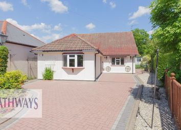 Thumbnail 3 bed detached bungalow for sale in Ashford Close, Croesyceiliog, Cwmbran
