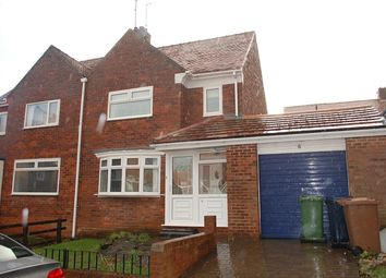 Thumbnail 2 bed semi-detached house for sale in Stafford Grove, Sunderland