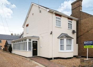 4 bed detached house for sale in Whytefield Road, Ramsey, Huntingdon PE26