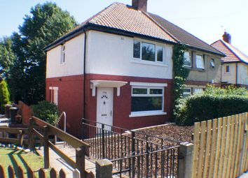 Thumbnail 2 bed semi-detached house to rent in Lynfield Drive, Heaton Bradford