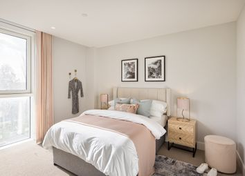 Thumbnail 2 bed flat for sale in Marshgate Lane, London