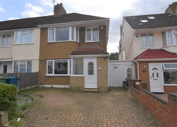 Thumbnail 3 bedroom end terrace house for sale in Eastleigh Avenue, South Harrow, Harrow