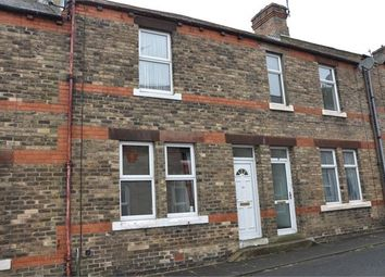 Thumbnail 2 bed terraced house for sale in Scotsfield Terrace, Haltwhistle, Northumberland.