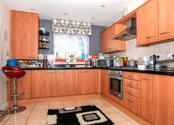 Thumbnail 4 bed terraced house for sale in Merlin Close, Bourne