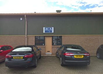 Thumbnail Light industrial to let in Smiddy Court, Glencairn Industrial Estate, Kilmarnock