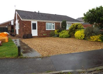 Thumbnail 2 bed bungalow to rent in Vandyke Close, Woburn Sands
