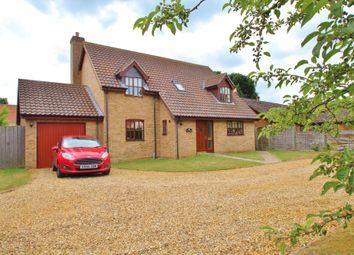 Thumbnail 4 bed detached house for sale in Badwell Ash, Bury St Edmunds, Suffolk