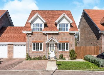 Hill Cottage Gardens, West End, Southampton SO18. 4 bed detached house