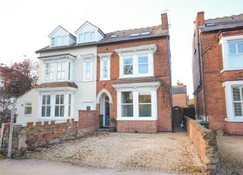 Thumbnail 5 bed semi-detached house for sale in Radcliffe Road, West Bridgford, Nottingham