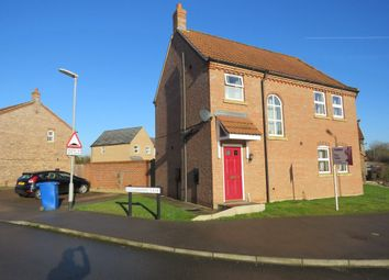 Thumbnail 3 bed semi-detached house for sale in St. Augustine Road, Lincoln