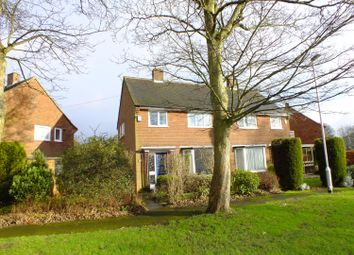 Thumbnail 3 bed semi-detached house to rent in West Park Close, Roundhay, Leeds
