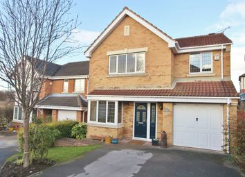Thumbnail 4 bed detached house for sale in Windmill Court, Wombwell, Barnsley