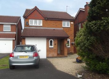 Thumbnail 3 bed detached house for sale in Moorbridge Close, Bootle, Merseyside