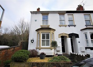 2 bed end terrace house for sale in Clifton Street, Swindon, Wiltshire SN1