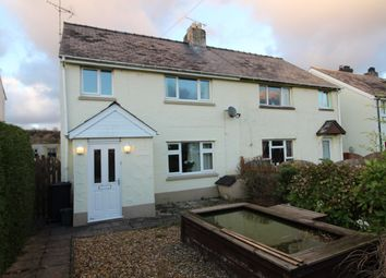 Thumbnail 3 bed semi-detached house for sale in Tremyfoel, Penrhiwllan, Llandysul