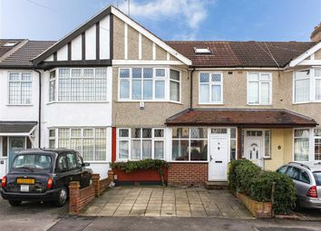 Thumbnail 3 bed terraced house for sale in Canfield Road, Woodford, Essex