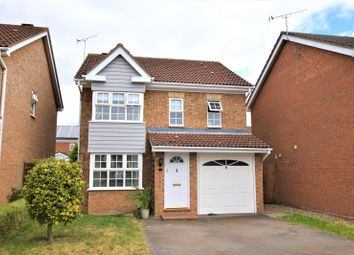 Thumbnail 3 bedroom detached house to rent in Kestrel Gardens, Bishop's Stortford