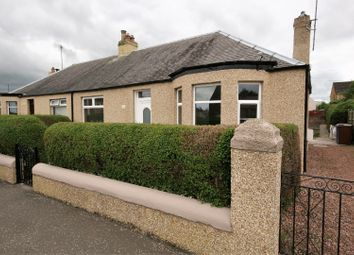 Thumbnail 2 bed semi-detached bungalow for sale in Dobbie's Road, Bonnyrigg