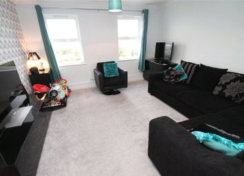 Thumbnail 2 bedroom flat for sale in Pioneer Court, Overcliffe, Northfleet, Kent