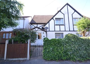 Thumbnail 3 bed semi-detached house for sale in High Street, Stanwell, Staines