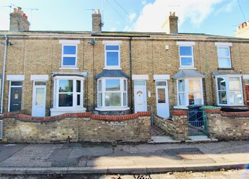 Thumbnail 2 bed terraced house for sale in St. Margarets Road, Fletton, Peterborough