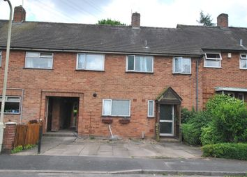 Thumbnail 3 bed terraced house for sale in Crescent Road, Hadley, Telford, Shropshire