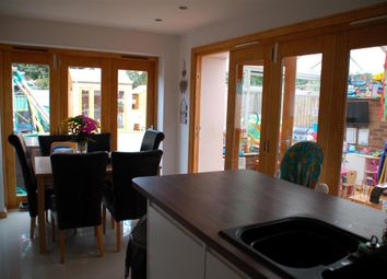 Thumbnail 4 bed terraced house for sale in Coronation Crescent, Garlinge, Margate, Kent