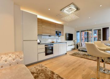Thumbnail 2 bed flat for sale in Dockside House, Chelsea Creek