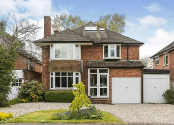 Thumbnail Detached house for sale in Clive Road, Balsall Common, Coventry