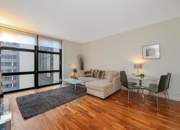 Thumbnail 1 bed flat to rent in Discovery Dock West, Canary Wharf