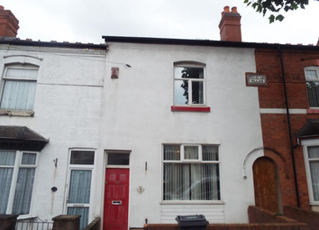 Thumbnail 2 bed terraced house for sale in Flora Road, Yardley, Birmingham